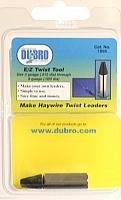 DU-BRO Fishing E/Z Twist #1 Haywire Leader, 3-8 Gauge