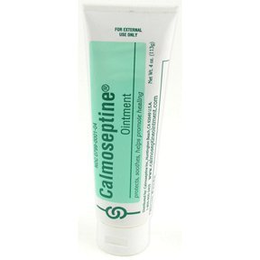 Calmoseptine Ointment Tube, 4 (Calmoseptine Ointment)