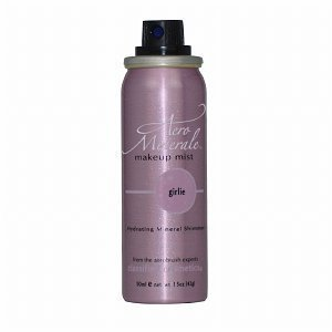 Aero Minerale Shimmer Makeup Mist, Girlie