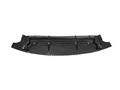 Make Auto Parts Manufacturing Premium Front Under Radiator Support Undercar Shield Plastic Material For Ford Fusion 2010-2012 - FO1228114 by Make Auto Parts Manufacturing