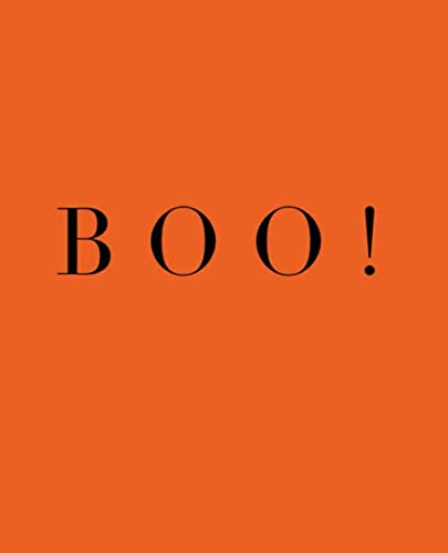Pinterest Halloween Decoration Ideas (Boo!: A decorative Halloween book | Stack deco books together to create a custom Halloween phrase or message in any room | Perfect for party tables, ... design styling (Holiday)
