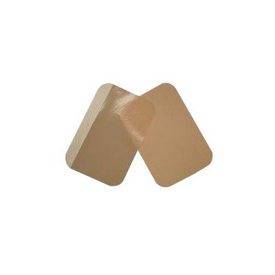 49U2BX - Ampatch Style U-2 Precut Tan Tape No Absorbency No Hole