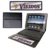 NFL Minnesota Vikings Executive iPad Case with Keyboard