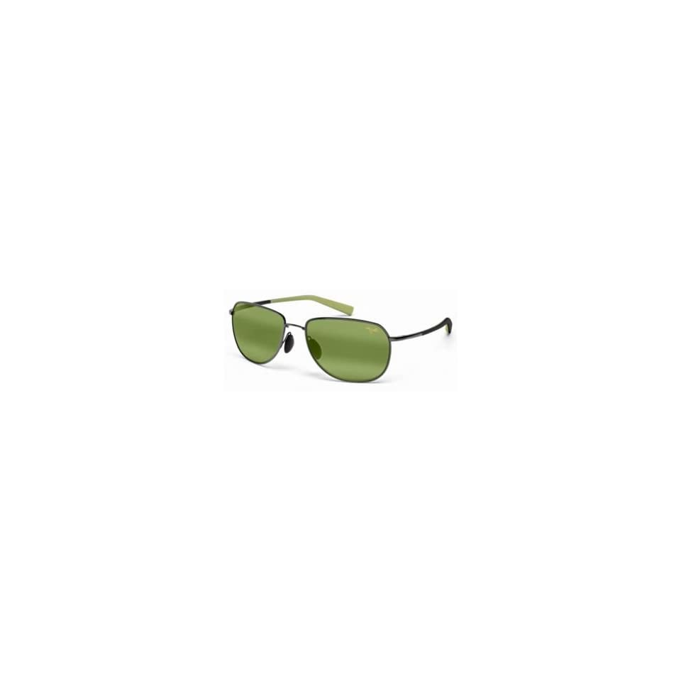 Maui Jim Sunglasses   Coconuts / Frame Gunmetal w/Green Lens Maui HT Polarized