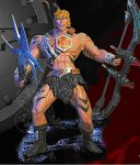 HE-MAN JUNGLE ATTACK ACTION FIGURE 2002