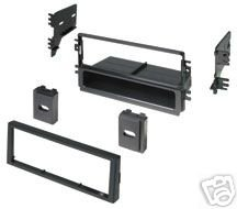 Stereo Install Dash Kit Sportage 98 99 00 01 2000 (car radio wiring installation parts)