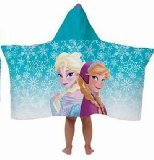 Disney Frozen Hooded Towel Wrap / Cape - Elsa and Anna by Disney (Image #2)