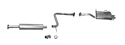 99 nissan maxima exhaust system - 1