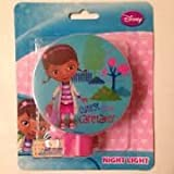 Disney Doc Mcstuffins Night Light, We All Care Together Kids Feel Safe and Secure with This Bright Night Light Review