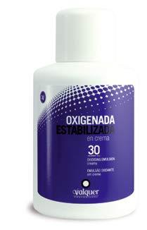 Válquer Oxigenada Estabilizada en Crema, 30 Volumenes (9%) 1 ...
