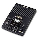 Panasonic KX-TM100B 15 Minute All Digital Answering Machine by Panasonic