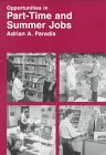 Opportunities in Part-Time and Summer Jobs