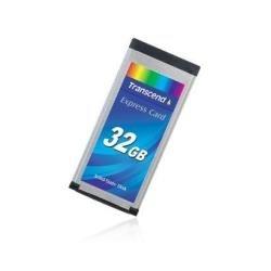 Transcend ExpressCard/34 SSD 32GB SSD Memoria Flash IDE - Tarjeta ...