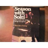 img - for Season With Solti; A Year in the Life of the Chicago Symphony Orchestra book / textbook / text book