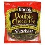 NANAS Double Chocolate Cookie, 3.5 OZ