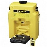 Eyewash Station, Self Contained, Gravity Fed, 25 1/2 H X 20''W, 17050