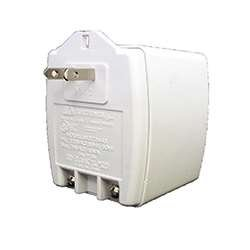 MG ELECTRONICS MGT2420 TRANSFORMER,24VAC 20VA UL (Output 24v Transformer)