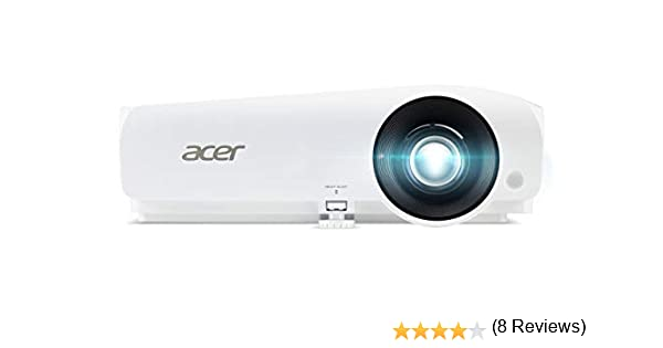 Acer PD1320Wi Video - Proyector (3500 lúmenes ANSI, DLP, 1080p ...