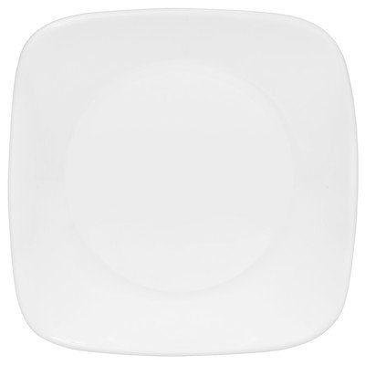 Corelle Square Pure White  6.5
