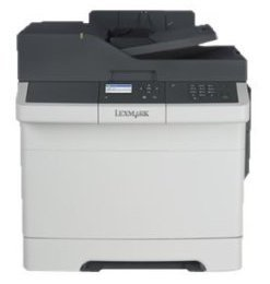 Lexmark CX310dn Color All-In One Laser Printer with Scan, Copy, Network Ready, Duplex Printing and Professional Features by Lexmark