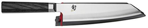 (Shun VG0014 Blue 8-Inch Kiritsuki Knife)
