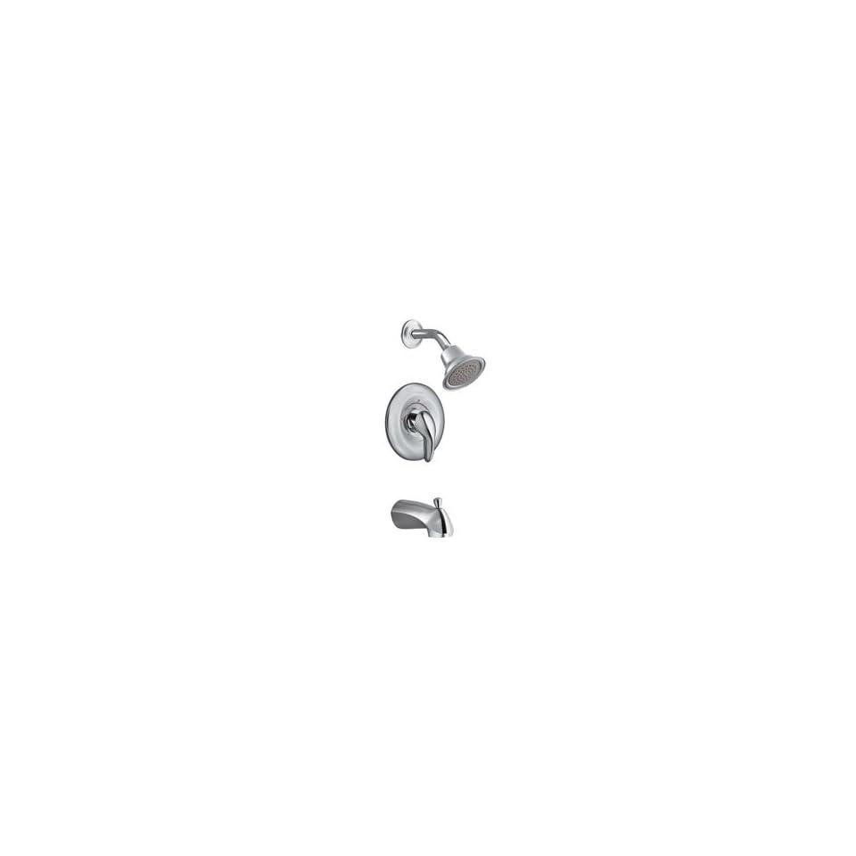 Moen Villeta Single Handle Tub & Shower Chrome Tub & Shower Faucet