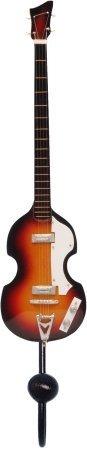 Songbird Essentials Orange & Black 4-String Bass Guitar Single (Song String Bass)