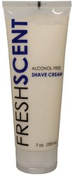 Freshscent 7 oz Shave Cream (Sold by 1 pack of 24 items) PROD-ID : 1948944