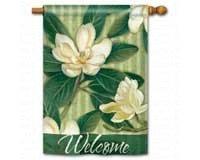 Magnolia 2-Sided Garden Flag