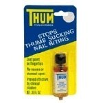 Oakhurst Co. Thum Liquid Stops Thumb Sucking And Nail Biting - 0.2 Oz / Pack, by Oakhurst
