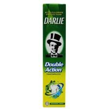 Good Selling Darlie Double Action Toothpaste Plus Fluoride 2 Mint Powers 200 G.