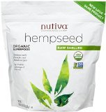 Organic Raw Shelled Hempseed 19 Ounces