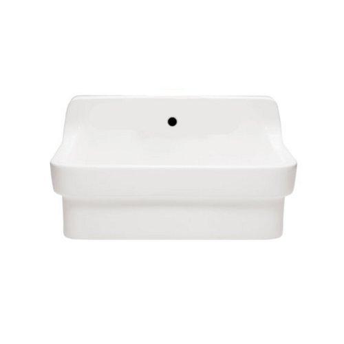 American Standard 9061.250.020 All Purpose Bathroom Sink, White