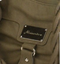 Alessandro Salvatore ROCCIA - Bolso cruzados para mujer marrón - marrón oscuro