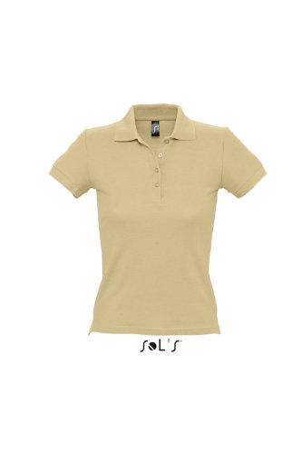 Sols -  Polo  - Donna Giallo giallo L