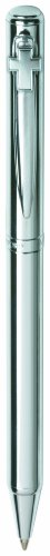 (Marquis by Waterford Polished Chrome Twist Action Ball Pen with Cross Emblem (WM/712/CHR/CE) )