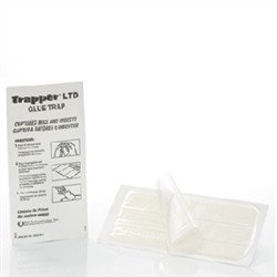 Trapper LTD Mouse/insect Glue Boards - Case (72 Boards) - Mouse Insect Glue