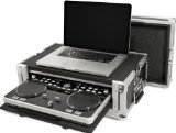 Road Ready RRVCI300 Ata Case for Vestax VCI300 with Laptop Storage