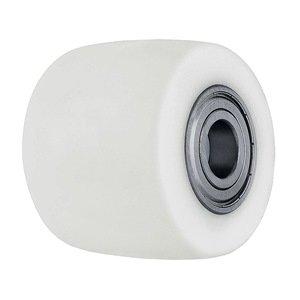 "Blickle HPO 82X70/20-70K Wheel, 3.23"" Diameter, 1540 lb. Load Capacity"
