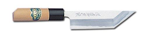 Sakai Takayuki Japanese Knife Tokujou Yasuki White-2 Steel Edo Saki 03111 Eel Knife 120mm by Sakai Takayuki