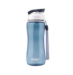 ANKK0 Botella de Agua - Eco amigable BPA-Free - Botella de Agua Deportiva y