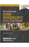BNI Building News, Home Remodeler's Costbook 2010