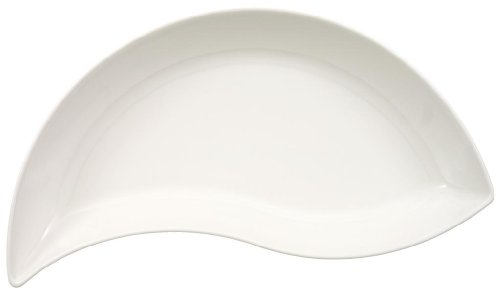 Villeroy & Boch Matches (Villeroy & Boch New Wave Move 1 Teardrop 11-by-6-Inch Plate)