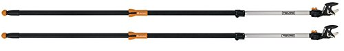 Fiskars 7.9-12 Foot ExtendableTree Pruning Stik Pruner (92406935K) (Pack of 2) by Fiskars