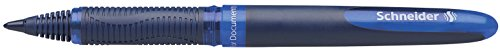 Schneider One Business Rollerball Pen, 0.6 mm, Blue