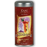 Chai Spirit, Vanilla Cinnamon 35 ct by FunFresh Foods (Pack of 2)