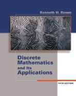 Discrete Mathematics & Its Application - Text Only, 5TH EDITION (Discrete Mathematics And Its Applications 5th Edition)