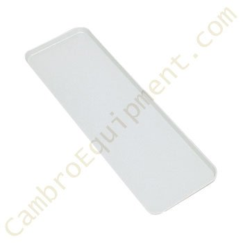 Display Market Pan, 8-3/8'' X 25-1/2'' X 2'', Fiberglass, White, Nsf Special Order Item Not Carried (12 Pieces/Unit)