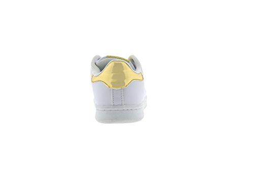 Zapatillas blancas DEMAX DEPORTIVOS POLIPIEL