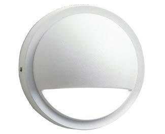 Kichler 15764WHT27R Landscape Deck, 1 Light LED 2.5 Watts, Textured White